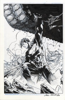 Inkwell Jim Lee Superman